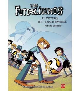FUTBOLISIMOS 07 EL MISTERIO DEL PENALTI INVISIBLE