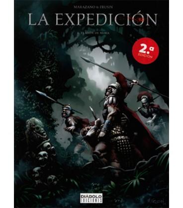 EXPEDICION 01 EL LEON DE NUBIA