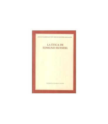 ETICA DE EDMUND HUSSERL