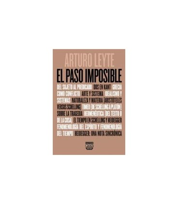 PASO IMPOSIBLE