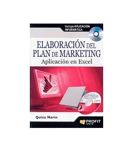 ELABORACION DEL PLAN DE MARKETING (INCLUYE CD)