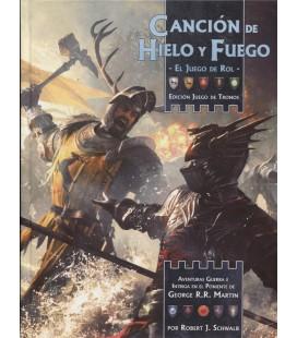 CANCION DE FUEGO Y HIELO EL JUEGO DE ROL EDICION JUEGO DE TRONOS