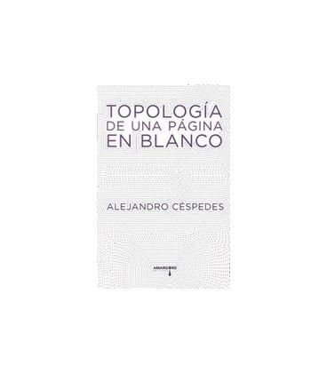 TOPOLOGIA DE UNA PAGINA EN BLANCO