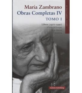 OBRAS COMPLETAS IV TOMO 1