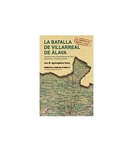BATALLA DE VILLAREAL DE ALAVA LAS OFENSIVA SOBRE VITORIA MIRANDA DE EB