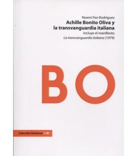 ACHILLE BONITO OLIVA Y LA TRANSVANGUARDIA ITALIANA