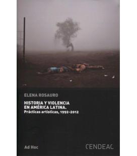 HISTORIA Y VIOLENCIA EN AMERICA LATINA