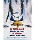 PINGUINO MARCELINO DE COLOR AZUL MARINO