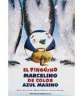 PINGUINO MARCELINO DE COLOR AZUL MARINO