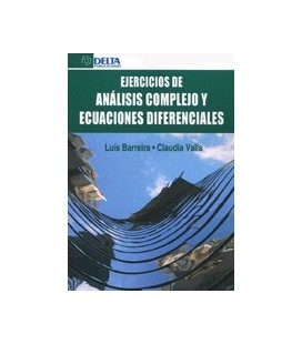EJERCICIOS DE ANALISIS COMPLEJO Y ECUACIONES DIFERENCIALES