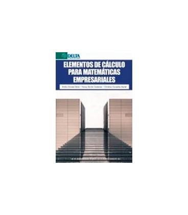 ELEMENTOS DE CALCULO PARA MATEMATICAS EMPRESARIALES