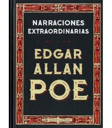 NARRACIONES EXTRAORDINARIAS EDGAN ALLAN POE (CLASICOS)