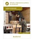 OPERACIONES AUXILIARES DE ALMACENAJE (AJUS AL CERT PROF ACTIVIDADES AU