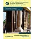 ELABORACION DE PRODUCTOS FINALES DE PIEDRA NATURAL