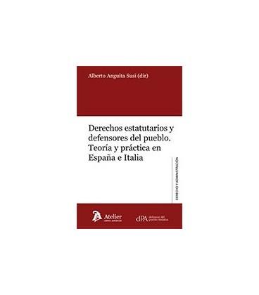 DERECHOS ESTATUTARIOS Y DEFENSORES DEL PUEBLO TEORIA Y PRACTICA