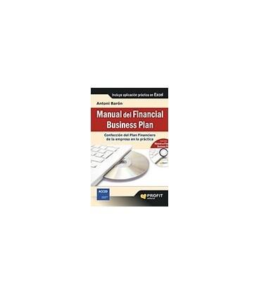 MANUAL DEL FINANCIAL BUSINESS PLAN (+CD)