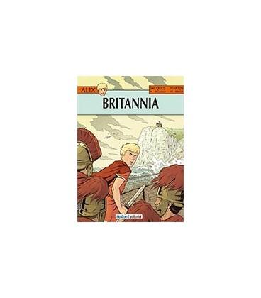 AVENTURAS DE ALIX 33 BRITANNIA