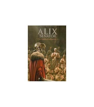ALIX SENATOR 03 LA CONJURA DE LAS RAPACES