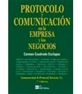 PROTOCOLO Y COMUNICACION EN LA EMPRESA Y LOS NEGOCIOS 8ED