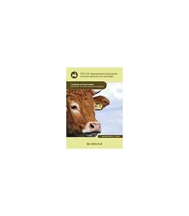 OPERACIONES BASICAS DE CONTROL SANITARIO DE ANIMALES AGAX0108