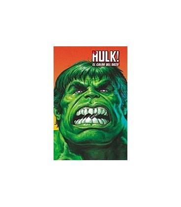 THE HULK 01 EL COLOR DEL ODIO (MARVEL LIMITED EDITION)
