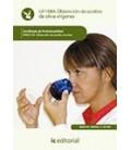 OBTENCION DE ACEITES DE OLIVA VIRGENES UF1084