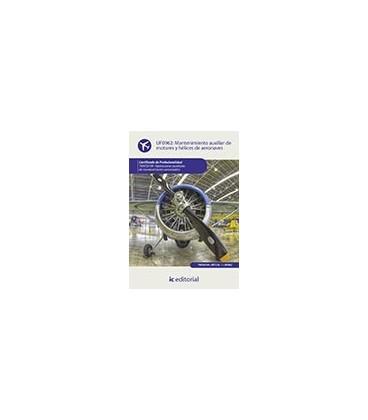 MANTENIMIENTO AUXILIAR DE MOTORES Y HELICES DE AERONAVES TMVO0109