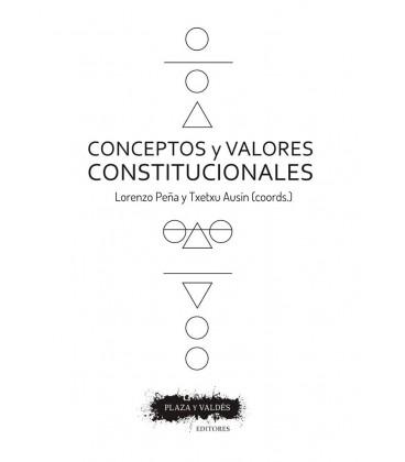 CONCEPTOS Y VALORES CONSTITUCIONALES