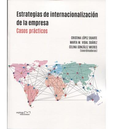 ESTRATEGIAS DE INTERNACIONALIZACION DE LA EMPRESA
