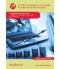 INVESTIGACION Y RECOGIDA DE INFORMACION DE MERCADOS UF1780