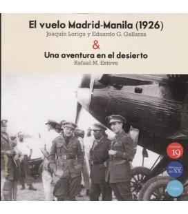 VUELO MADRID MANILA 1926 UNA AVENTURA EN EL DESIERTO