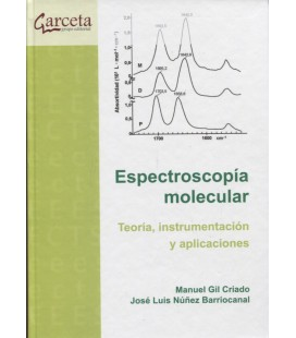 ESPECTROSCOPIA MOLECULAR TEORIA INSTRUMENTACION Y APLICACIONES