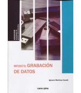 GRABACION DE DATOS