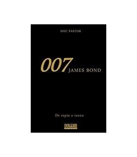007 JAMES BOND DE ESPIA A ICONO
