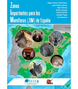 ZONAS IMPORTANTES PARA LOS MAMIFEROS (ZIM) DE ESPAÑA