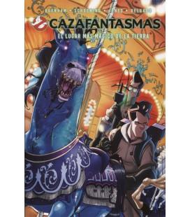 CAZAFANTASMAS 02 EL LUGAR MAS MAGICO DE LA TIERRA