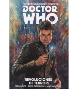 DOCTOR WHO EL DECIMO DOCTOR VOL 1