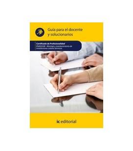 MONTAJE Y MANTENIMIENTO DE INSTALACIONES SOLARES TERMICAS ENAE0208