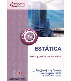 ESTATICA TEORIA Y PROBLEMAS RESUELTOS