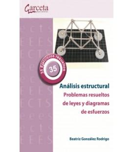 ANALISIS ESTRUCTURAL PROBLEMAS RESUELTOS DE LEYES Y DIAGRAMAS