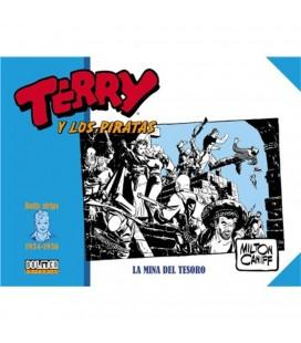TERRY Y LOS PIRATAS LA MINA DEL TESORO 1934-1936