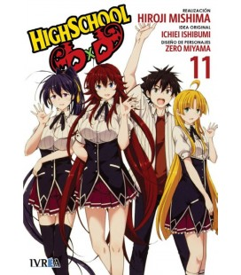 HIGHSCHOOL DXD 11