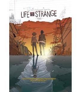 LIFE IS STRANGE POLVO