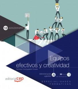 EQUIPOS EFECTIVOS Y CREATIVIDAD
