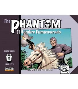 THE PHANTOM EL SEÑOR DE LOS HALCONES
