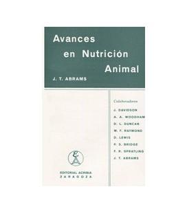 AVANCES EN NUTRICION ANIMAL