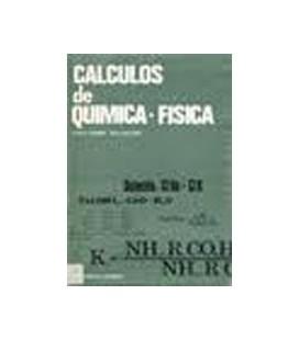 CALCULOS DE QUIMICA FISICA 2 ED
