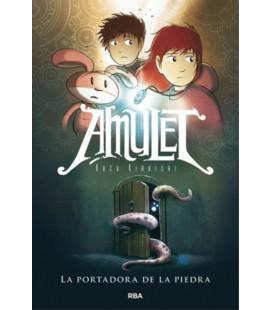 AMULET LA PORTADORA DE LA PIEDRA