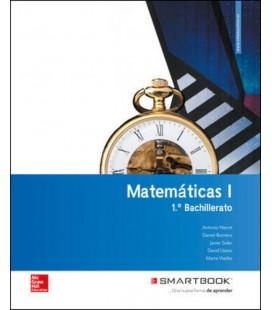 MATEMATICAS 1 BACHILLERATO INCLUYE CODIGO SMARTBOOK