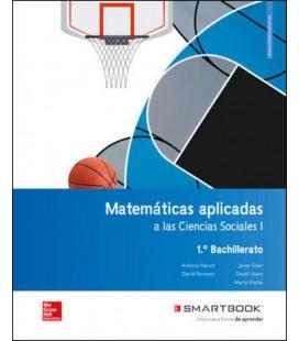 MATEMATICAS APLICADAS A LAS CIENCIAS SOCIALES 1 BACHILLERATO INCLUYE